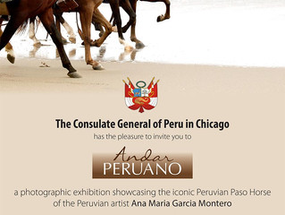 andar PERUANO: Opening, May 7, 5:30-7:00 pm