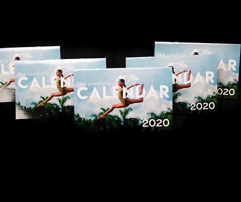 The Creators Calendar 2020