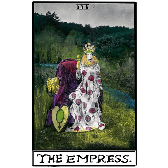 Journey to the Tower Tarot Deck