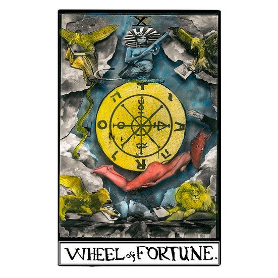 Tarot Card Signed Print