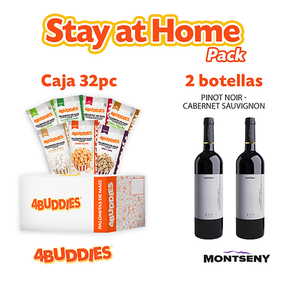 Stay at Home Pack
