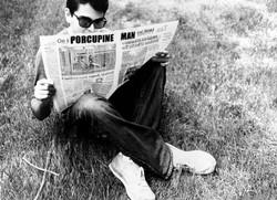 Porcupine Man