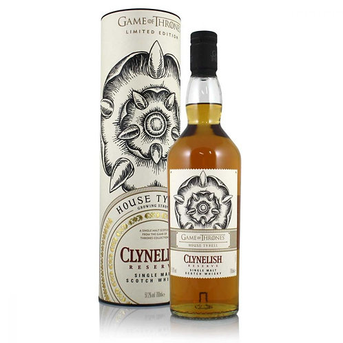 GAME OF THRONES CLYNELISH RESERVE