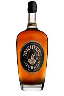 MICHTER'S SINGLE BARREL BOURBON 10 YEARS