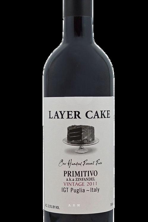 LAYER CAKE PRIMITIVO AKA ZINFANDEL