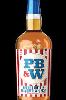 PB&W PEANUT BUTTER