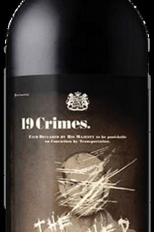 19 CRIMES THE BANISHED