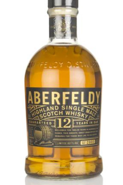 ABERFELDY 12YR SINGLE MALT