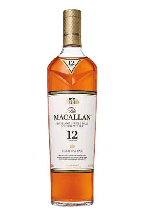 MACALLAN 12 YR SHERRY OAK
