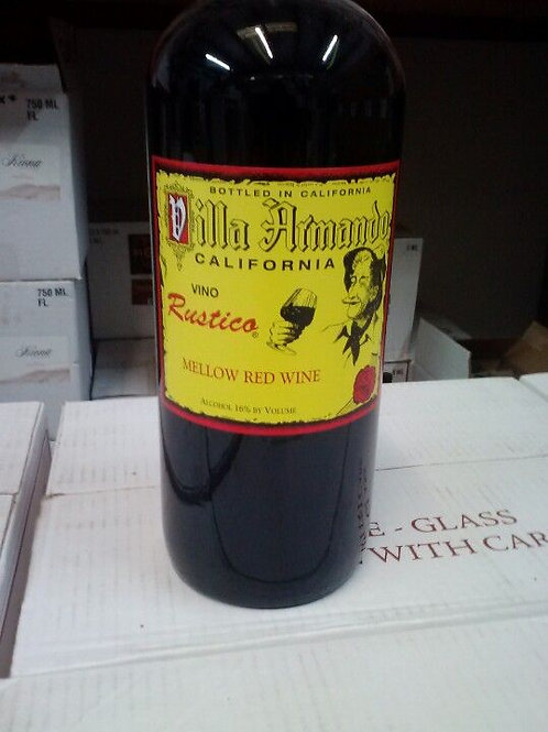 VILLA ARMANDO MELLOW RED WINE