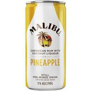 MALIBU FIZZY PINEAPPLE CAN