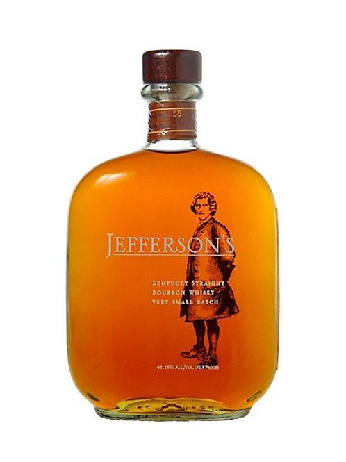 JEFFERSON'S SMALL BATCH
