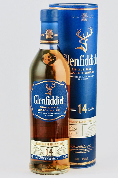 GLENFIDDICH 14 YEARS