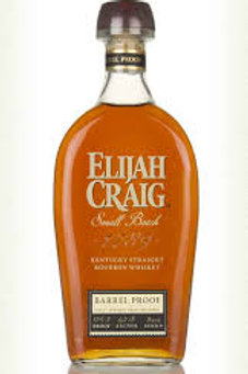 Elijah Craig Barrel Strength