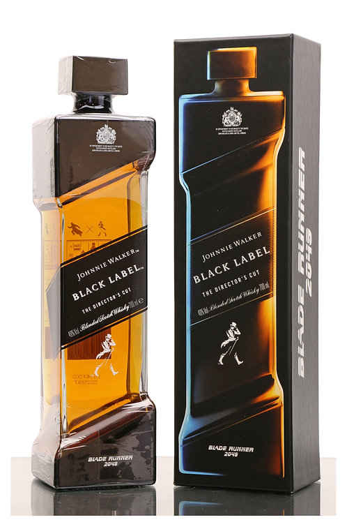 JOHNNIE WALKER BLACK BLADE RUNNER