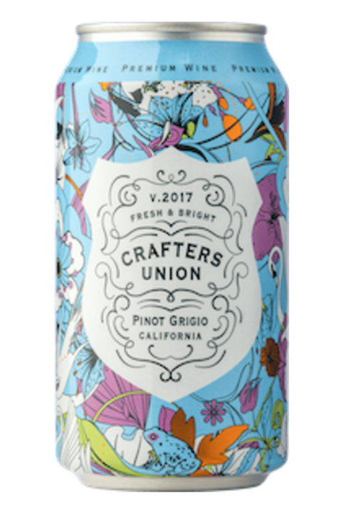 CRAFTERS UNION ROSE CAN