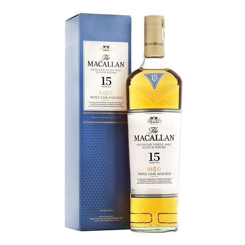 MACALLAN TRIPLE CASK 15 YEARS