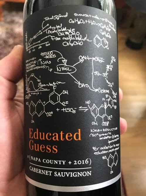 EDUCATED GUESS CHARDONNAY