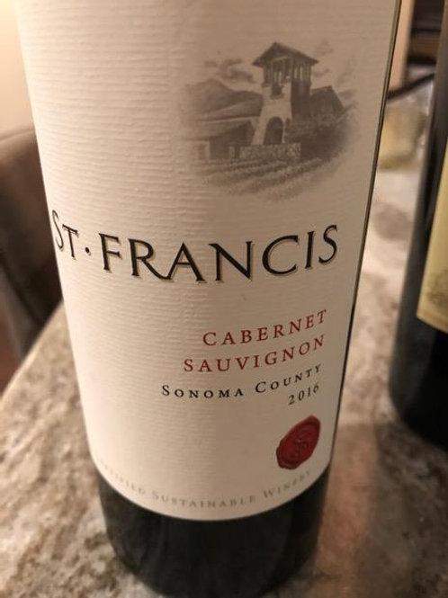 ST. FRANCIS CAB. SAUV.