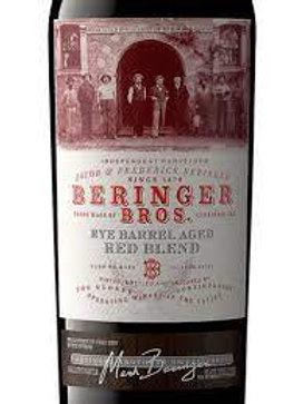 BERINGER BROS RYE AGED RED BLEND