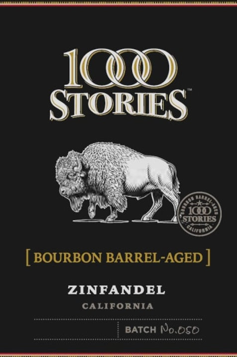 1000 STORIES BOURBON BARREL ZINFANDEL