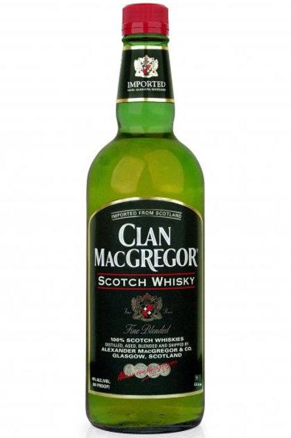 CLAN MACGREGOR SCOTCH 80