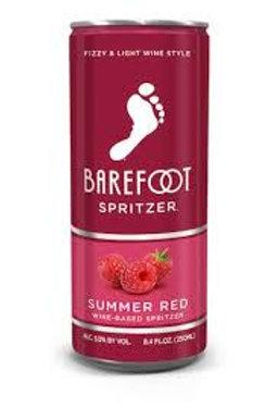 BAREFOOT SPRITZER SUMMER RED