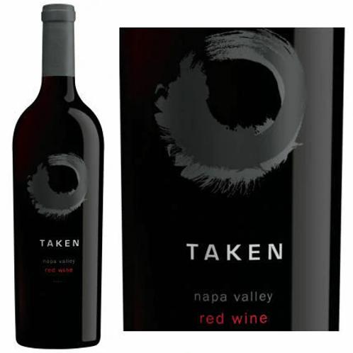 TAKEN RED WINE