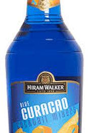 HIRAM WALKER BLUE CURACAO