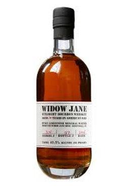 WIDOW JANE BOURBON 10 YEARS