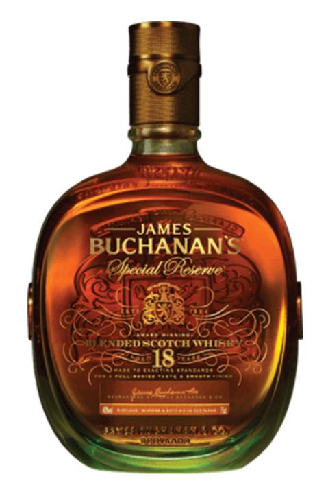 BUCHANAN'S 18 YR