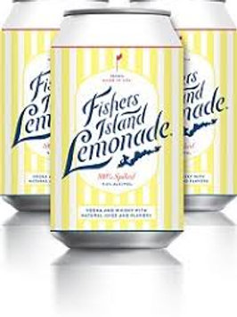 FISHER'S ISLAND LEMONADE 4-PACK CANS