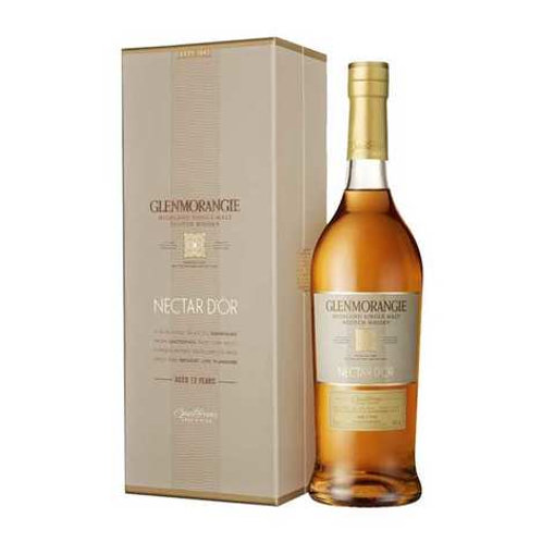 GLENMORANGIE 12 YEARS NECTAR THE D'OR