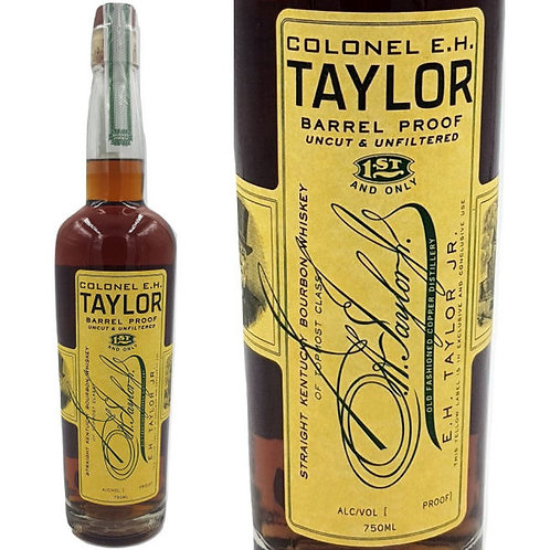 E.H. TAYLOR JR. BARREL STRENGTH