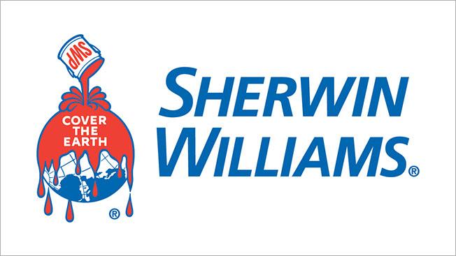 Sherwin Williams paint logo