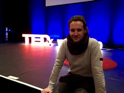 TEDxWexford Stage