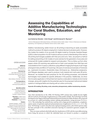 Assessing the Capabilities of Additive M