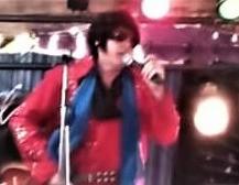 Elvis our hunka burnin' love