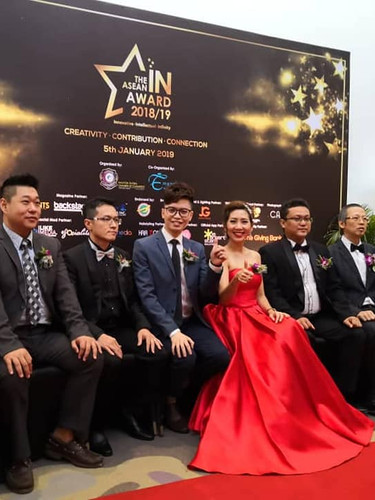 ASEAN IN AWARD Excellence Corporate Winner