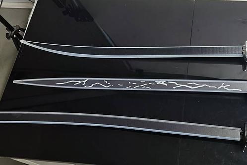 Flat blade preorders