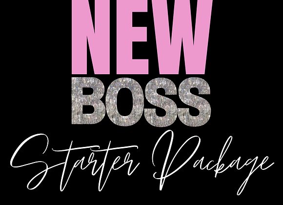 The New Boss Starter Pack