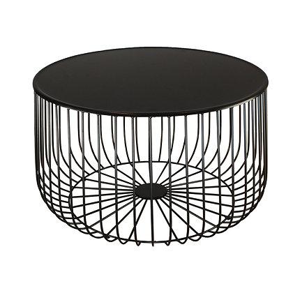 Alea Coffee Table Black