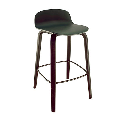 Leaf High Stool Green