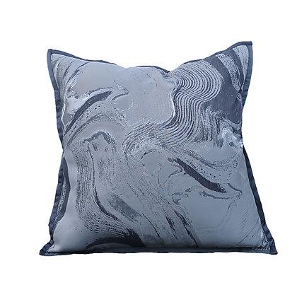Mar Bling Cushion Grey