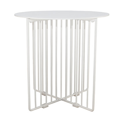 Picket Coffee Table White