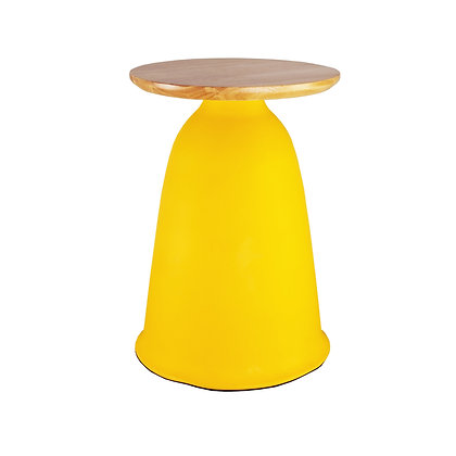 Toad Table Yellow