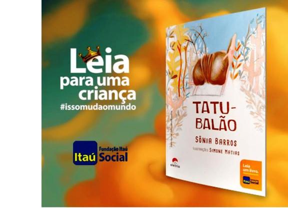 Itaú - Tatu Balão