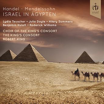 Handel | Israel in Egypt