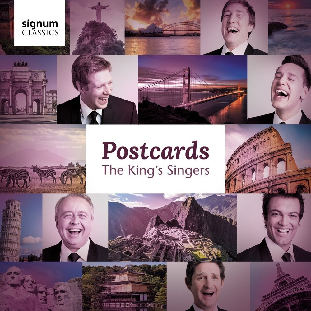 The King's Singers | Postcards