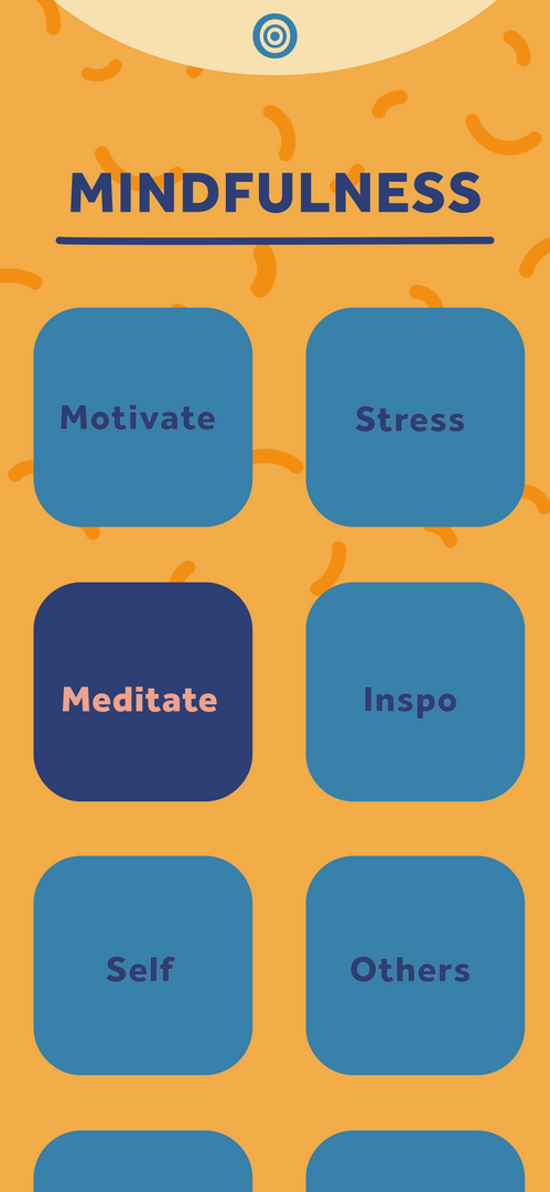 Mindfulness Tactile Learners